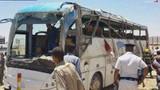 Tấn công khủng bố trên xe buýt ở Ai Cập, 51 người thương vong