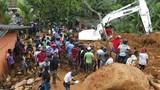 Sri Lanka hứng mưa lũ, lở đất, 91 người chết