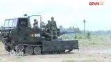 Kinh ngạc dàn pháo cối tự hành mới của pháo binh Việt Nam