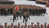 Góc ảnh chưa từng thấy trong cuộc duyệt binh Triều Tiên kỳ (1)