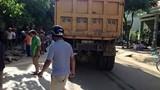 Xe tải tông xe máy ở Lào Cai, hai người tử vong