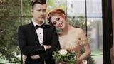 Lâm Khánh Chi trễ nải ngực đầy, chồng trẻ khó rời mắt