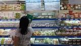 """Rau organic """"ba không"""" nghèo nàn ở siêu thị Sài Gòn"""