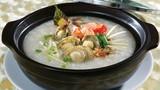 Cách nấu 4 món cháo ngao sò, ốc hến tuyệt ngon cho bé