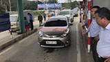 Nghệ An: Đưa ô tô ra cầu Bến Thủy 1 phản đối thu phí BOT