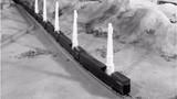 Bí ẩn đoàn tàu tên lửa hạt nhân của Mỹ