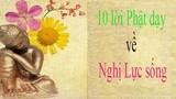 """10 lời Phật dạy sẽ mang lại """"nghị lực"""" cho bất kì ai"""