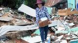 Chảy nước mắt trước cảnh đổ nát vùng rốn lũ Phú Yên