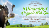 Beauty Blogger Hannah Nguyễn háo hức với Vinamilk Organic Farm Tour