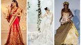 Ngỡ ngàng loạt váy cưới cầu kỳ nhất thế giới