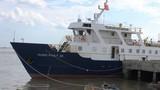 Tàu cao tốc 50 tỷ rút nửa thời gian ra đảo Phú Quý