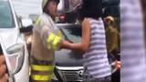 Người phụ nữ lăng mạ chiến sĩ CSGT nhận sai, hối lỗi