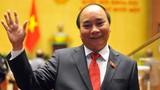 Toàn cảnh lễ tuyên thệ của Thủ tướng Nguyễn Xuân Phúc