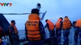 Cứu tàu cá và 10 ngư dân gặp nạn trên biển
