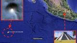 """Kỳ bí kim tự tháp """"ma"""" có đáy rộng 13km dưới đáy biển"""