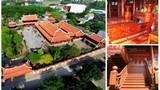 Choáng ngợp những ngôi biệt thự gỗ quý của đại gia Việt
