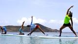 Trào lưu tập Yoga nổi trên mặt nước có gì hay ho?