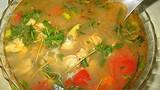 Nấu canh chua ngao dứa giúp lấy lại khẩu vị sau Tết