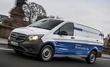 Xe Van chạy điện Mercedes-Benz eVito giá hơn 900 triệu đồng