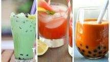Tự làm trà sữa không hóa chất độc hại