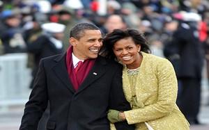 Loạt ảnh tình cảm của vợ chồng cựu Tổng thống Obama