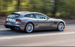 Siêu xe crossover đầu tiên của Ferrari có gì?