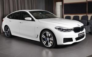 BMW ra mắt 6-Series Gran Turismo 2018 giá 1,6 tỷ đồng