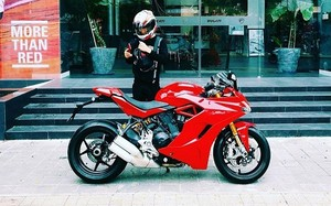 Siêu môtô Ducati V4 sắp về Việt Nam với giá 2 tỷ đồng