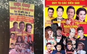 Sự thật việc Minh Béo diễn chung show với Hoài Linh, Phi Nhung