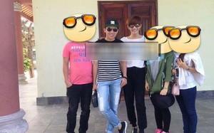 MC Trấn Thành - Đào Bá Lộc tiếp tục lộ ảnh chụp chung