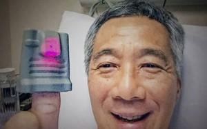 Hành trình đối mặt với ung thư của Thủ tướng Singgapore