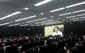 Vì sao ông Nguyễn Xuân Anh vắng mặt phiên họp HĐND TP?