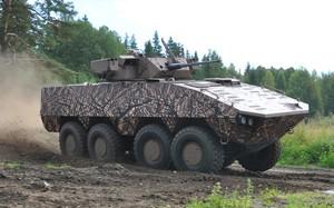 """Vì sao xe thiết giáp AMV XP được gọi là """"tốt nhất thế giới""""?"""