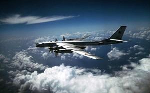 Máy bay ném bom chiến lược Tu-95MS hủy diệt IS và al-Nusra