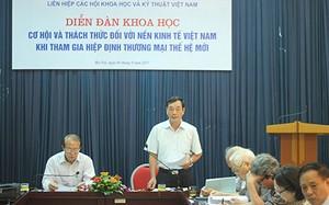 Việt Nam sẽ có nhiều cơ hội khi tham gia Hiệp định thương mại mới