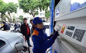 Giá xăng không tăng, giữ nguyên mức 18.580 đồng/lít