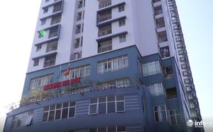 Cảnh nhếch nhác như nhà hoang ở chung cư Lilama Hà Nội