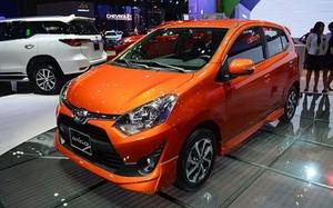 Ôtô siêu rẻ Toyota Wigo sắp ra mắt Việt Nam có gì?