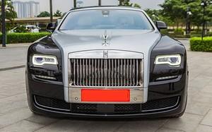 Siêu xe sang Rolls-Royce Ghost Series II cũ giá 23 tỷ tại VN