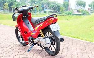 """Honda Wave Thái độ kiểng biển """"ngũ quý 3"""" tại Hà thành"""