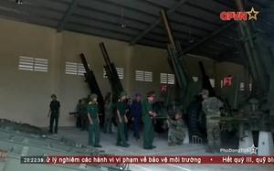 Lai lịch pháo kéo 155mm độc nhất của Việt Nam