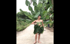 """Video: Chết cười với phiên bản """"cây nhà lá vườn"""" của Victoria's Secret"""
