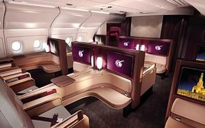 Những cabin máy bay hạng sang tốt nhất trên thế giới