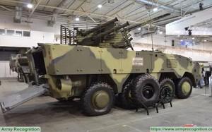 """Lộ diện biến thể BTR-4 mới của Ukraine, hơn hẳn """"hàng"""" Nga"""