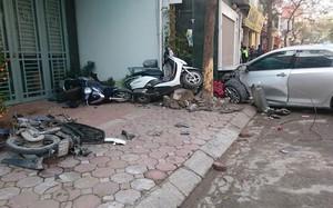 Chủ xe Camry gây tai nạn: Đọc báo mới biết xe mình đâm chết người
