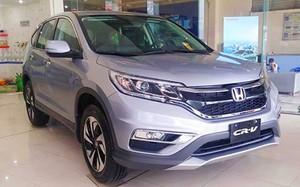 """""""Bội tín"""" thương vụ CR-V, Honda Việt Nam phải chịu trách nhiệm liên đới"""