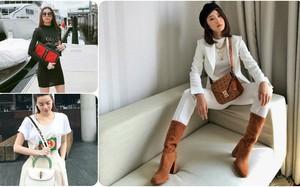 ''Bóc giá'' bộ sưu tập túi xách hàng hiệu của mỹ nhân Việt