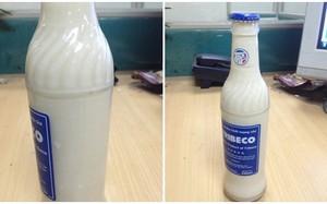 Tribeco khất lần phản hồi vụ sữa đậu nành nổi váng, vón cục
