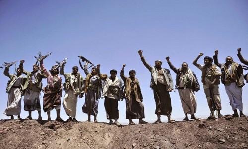 Quan noi day Houthi giet hai hang loat binh si A-rap o Jizan