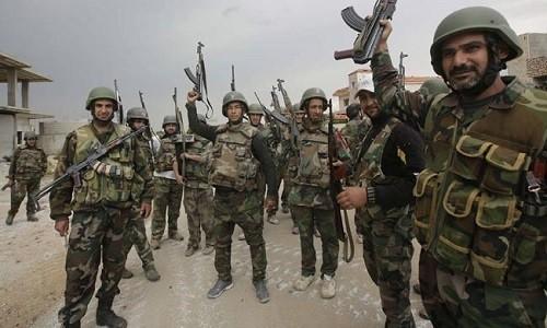 "Syria phan cong o Deir ez-Zor, phien quan IS ""chet nhu nga ra"""